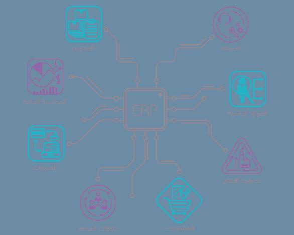 برنامج دفاتر المحاسبي ERP أول برنامج سحابي في السعودية